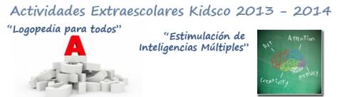 CEIP LOS ANGELES - Actividades Extraescolares curso 2013 - 2014