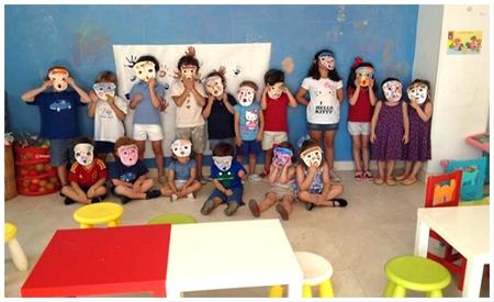 Campamento de verano 2013 - El Plantío - Kidsco Play & Fun