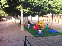 Campamento de verano 2013 en Cuatro Vientos Madrid.
