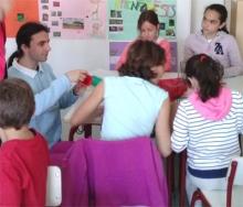 Campamento de Semana Santa con actividades deportivas y educativas en Pozuelo