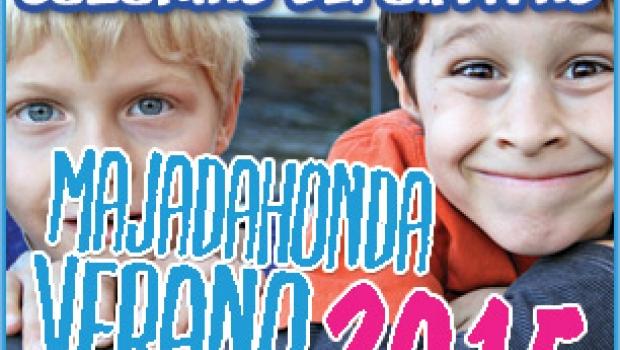 Verano 2015 - colonias deportivas en Majadahonda