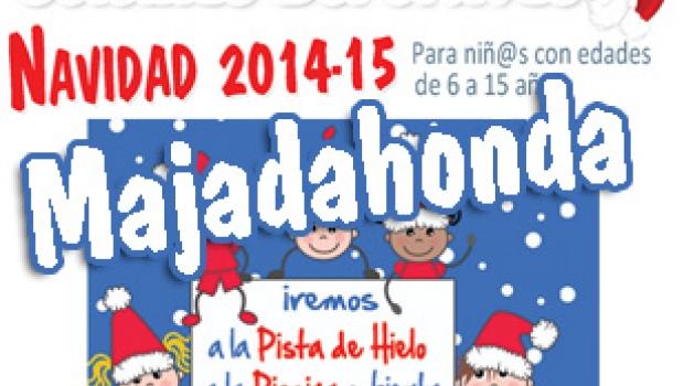 Colonias Deportivas en Majadahonda estas Navidades
